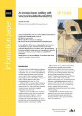 An introduction to building with Structural Insulated Panels (SIPs) <B>(Downloadable version)</B>