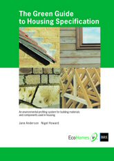 The green guide to housing specification <B><br>(Downloadable version)</B>