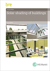 Solar shading of buildings: Second edition <br>(BR 364)<b>DOWNLOAD<B>