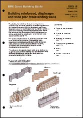 Bre Good Building Guide Retaining Walls