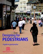 Designing for pedestrians: a guide to good practice<br>(EP 67) <b>DOWNLOAD</b>