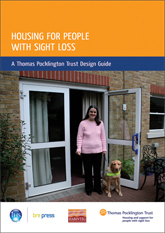 Housing for people with sight loss. <B>(Downloadable version)</B>