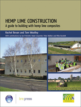 Hemp lime construction: A guide to building with hemp lime composites (Downloadable version)