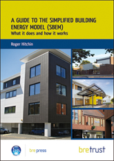 A guide to the Simplified Building Energy Model (SBEM)<br>What it does and how it works