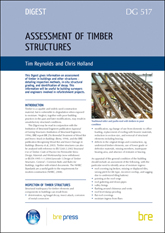 Assessment of timber structures<br><b>(Downloadable version)</b>