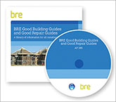 BRE Good Building Guides and Good Repair Guides: A library of information for all construction professionals (AP 281)