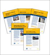 Renewable energy technologies: Key factors for successful installations - Set of 5 BRE Information Papers <b> Downloadable Version </b>