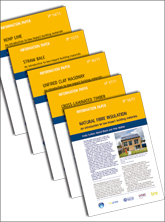 Low-impact building materials: Set of 5 BRE Information Papers<br>(AP 289)