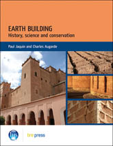 Earth building: History, science and conservation <b> Downloadable Version </b>