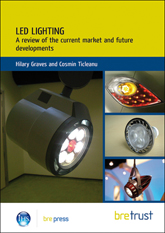LED lighting: A review of the current market and future developments<BR>(FB 40) <b>DOWNLOAD</b>