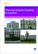 The cost of poor housing in London (FB 65)