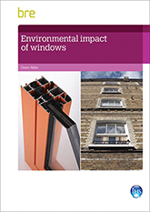 Environmental impact of windows (FB 66) Downloadable version