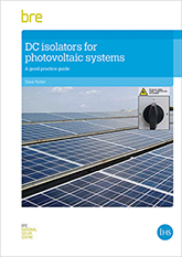 DC isolators for photovoltaic systems (FB 68)