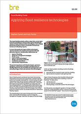 Applying flood resilience technologies (GG 84)