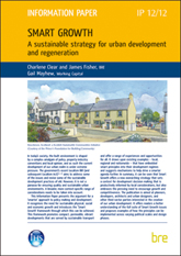 Smart growth: a sustainable strategy for urban development and regeneration <b> Downloadable Version </b>