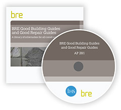 BRE Good Building Guides and Good Repair Guides: A library of information for all construction professionals<br> (AP 281) NEW 2016 <B>DOWNLOAD</B>