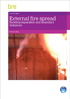 External fire spread: building separation and boundary distances (BR 187 2nd edition)